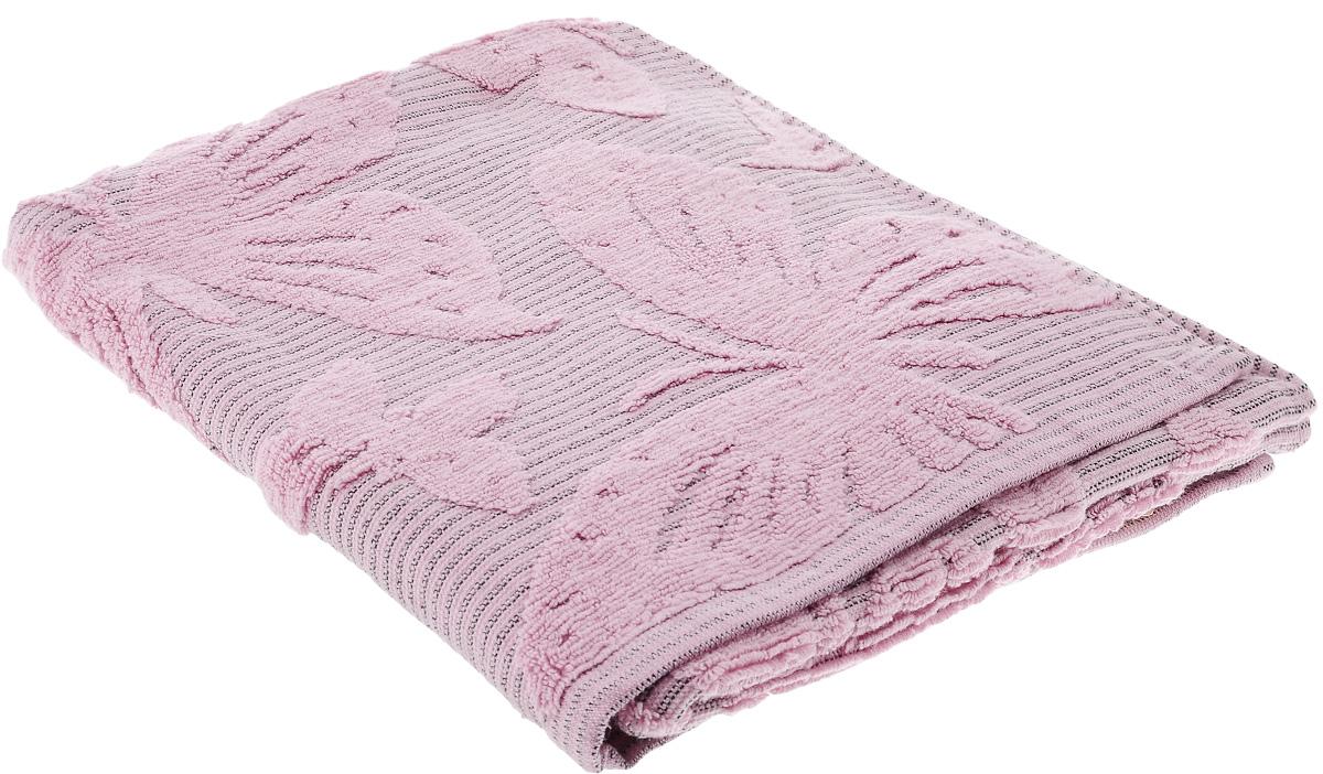 Полотенце Guten Morgen Баттерфляй, цвет: розовый, 50 х 90 смU210DFПри производстве полотенца Guten Morgen Баттерфляй используется сырье самого высокого качества: безопасные красители и 100% хлопок. Полотенца - это просто необходимый атрибут каждой ванной комнаты в любом доме. Полотенца Guten Morgen отлично впитывают влагу, комфортны для кожи, не содержат аллергенных красителей, имеют стойкий к стирке цвет.Состав: 100% хлопок; Размер: 50 х 90 см.