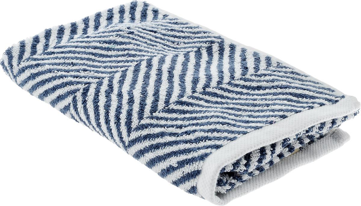 Полотенце Guten Morgen Водопад, цвет: синий, 34 х 76 см68/5/4При производстве полотенца Guten Morgen Водопад используется сырье самого высокого качества: безопасные красители и 100% хлопок. Полотенца - это просто необходимый атрибут каждой ванной комнаты в любом доме. Полотенца Guten Morgen отлично впитывают влагу, комфортны для кожи, не содержат аллергенных красителей, имеют стойкий к стирке цвет.Состав: 100% хлопок; Размер: 34 х 76 см.