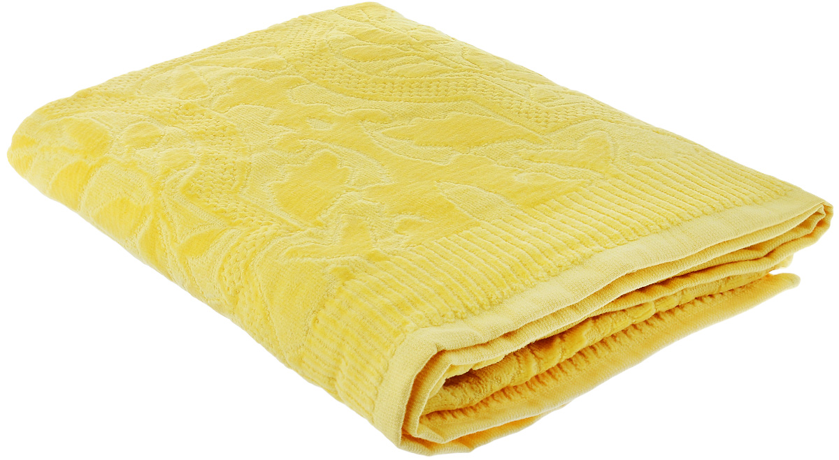 Полотенце Guten Morgen Лимон, цвет: желтый, 34 х 76 смCLP446При производстве полотенца Guten Morgen Лимон используется сырье самого высокого качества: безопасные красители и 100% хлопок. Полотенца - это просто необходимый атрибут каждой ванной комнаты в любом доме. Полотенца Guten Morgen отлично впитывают влагу, комфортны для кожи, не содержат аллергенных красителей, имеют стойкий к стирке цвет.Состав: 100% хлопок; Размер: 34 х 76 см.