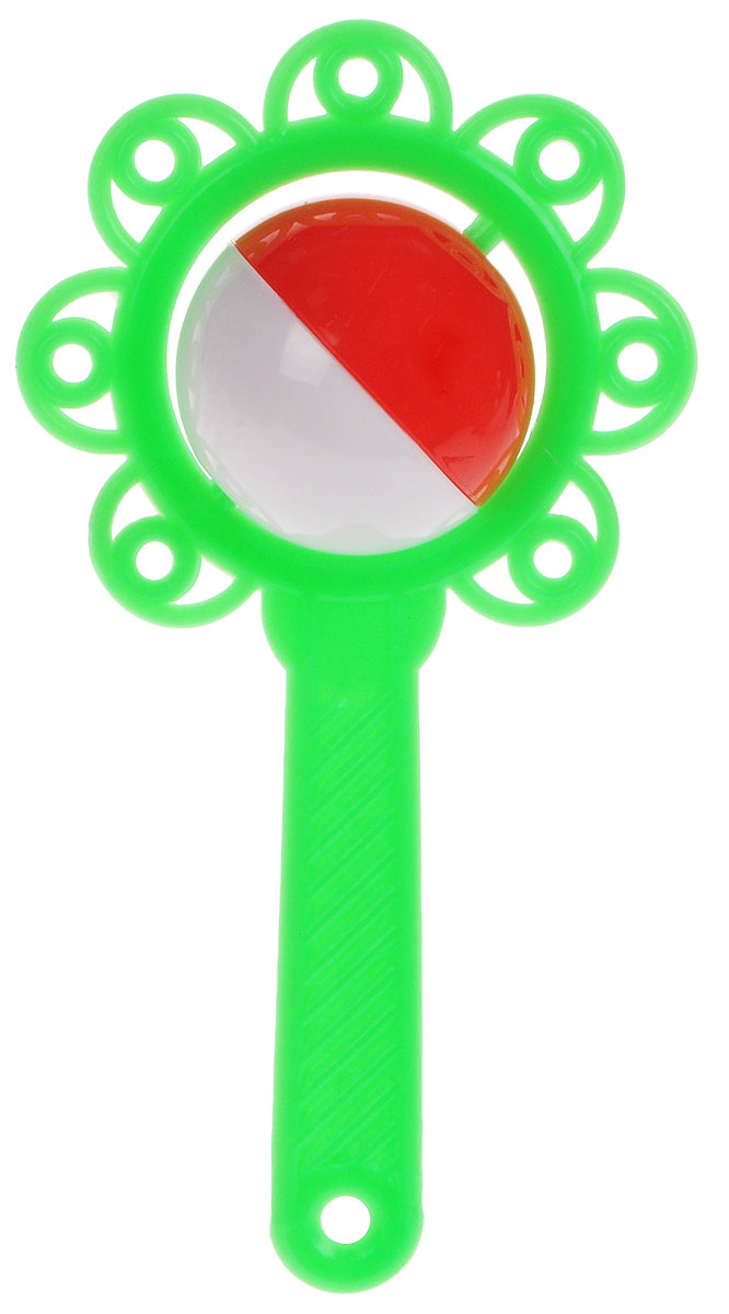Аэлита Погремушка Цветок цвет зеленый