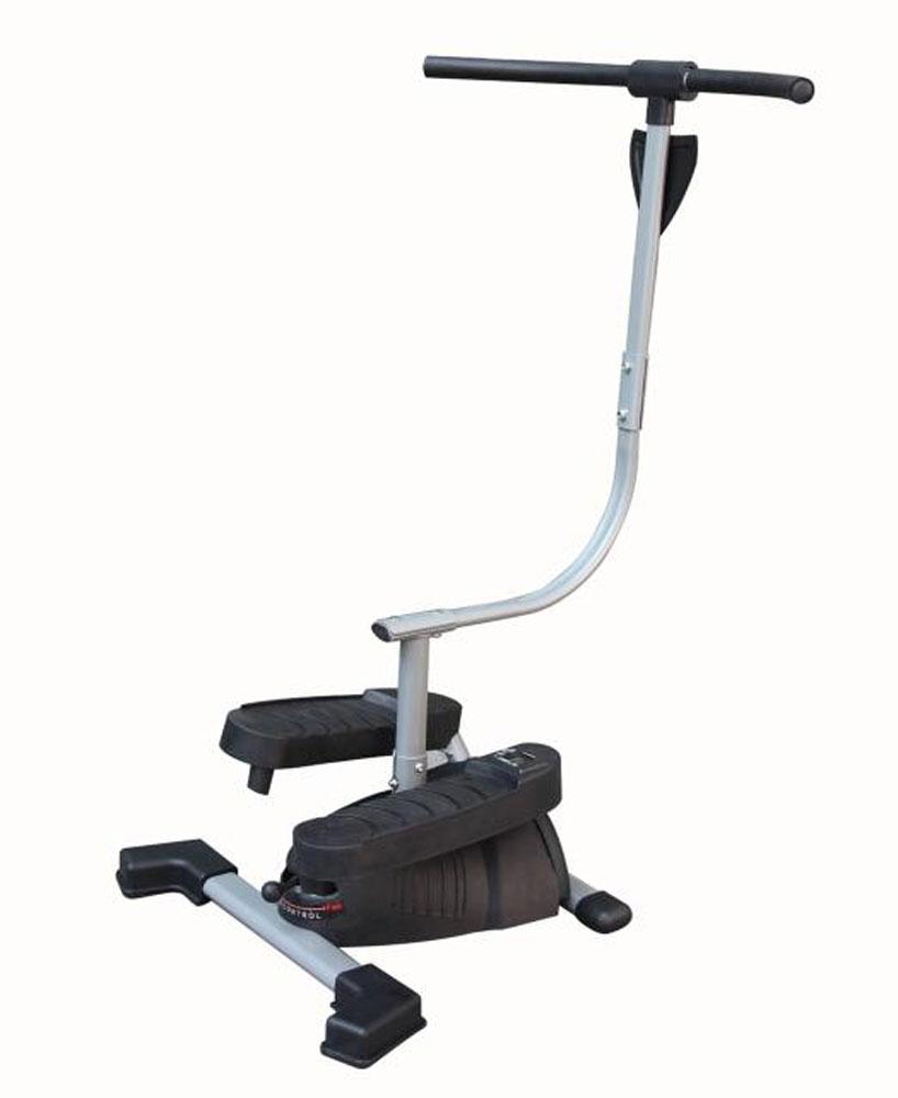 Степпер Sport Elit Cardio TwisterFR-22RСARDIO TWISTER SE5110Тренажер СARDIO TWISTER SE5110 — уникальное изобретение, которое поможет вам расстаться с лишними килограммами в мгновение ока. Укреплять и формировать мускулатуру вашего тела, еще никогда не было так легко. Не надейтесь на сомнительную эффективность скучных стандартных упражнений. Используйте последнее достижение науки, коим и является данный тренажер. С его помощью ваш живот приобретет настолько идеальные очертания, что вам будут завидовать на пляже! Да вы и сами не сможете оторвать взгляд от такой красоты! Тренажер СARDIO TWISTER SE5110— ваш путь к красивой фигуре.Легкие, практически расслабляющие тренировки на тренажере СARDIO TWISTER SE5110 помогут вам привести в порядок мышцы брюшного пресса, живота, ягодиц и бедер. Результат вас просто ошеломит! Ваша мускулатура будет упруга, как у профессионального бодибилдера! Хотите избавиться от лишнего веса? Никаких проблем! Регулярные занятия на Кардио Твистер, и ваша фигура станет идеальной. Примечательно, что работа с одними мышцами оказывает тренировочный эффект на весь организм в целом.Тренажер СARDIO TWISTER SE5110сделает тренировочный процесс максимально приятным и удобным. Люди, которые используют для сброса лишних килограмм стандартные упражнения, не добиваются ощутимых результатов по одной простой причине – обычные упражнения не могут проработать так называемые неактивные мышцы, то есть мускулатуру, не задействованную в быту. А ведь именно здесь находится источник наших лишних килограммов! Что касается СARDIO TWISTER SE5110, то тренировки на этом тренажере оказывают нагрузку на все мышцы без исключения!Мышцы груди, спины, рук, предплечий, ягодиц, бедер – список прорабатываемых на СARDIO TWISTER SE5110 мышц можно продолжать бесконечно. Больше никаких надоедливых упражнений, делать которые скучно и неинтересно. Забудьте о временах, когда вы направлялись в спортзал, как на каторгу. Теперь строить идеальное тело можно и дома. Достаточно совершать одно энер