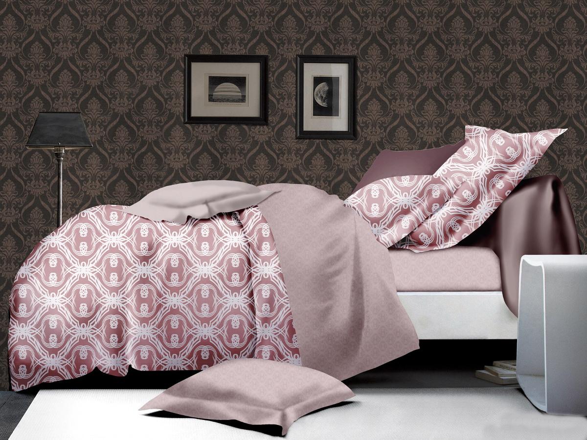 Комплект белья Cleo Фрессо, 1,5-спальный, наволочки 70х70FD 992Коллекция постельного белья из микросатина CLEO – совершенство экономии, но не на качестве! Благодаря новейшим технологиям микросатин – это прочность, легкость, простота в уходе, всегда яркие цвета после стирки. Микро-сатин набирает все большую популярность, благодаря своим уникальным характеристикам. Окраска материала - стойкая, цветовая палитра - яркая, насыщенная. Микро-сатин хорошо впитывает влагу, а после стирки быстро сохнет, становясь шелковистым на ощупь, мягким и воздушным. Комплект состоит из пододеяльника, двух наволочек и простыни.