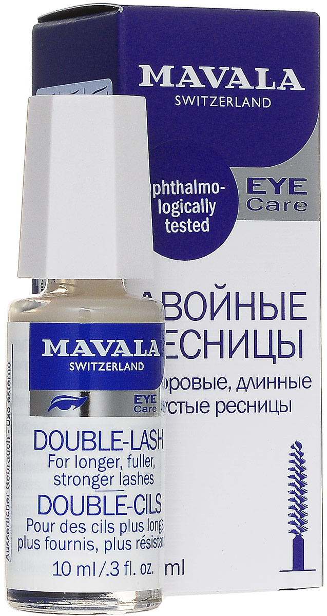 MavalaГель для ресниц