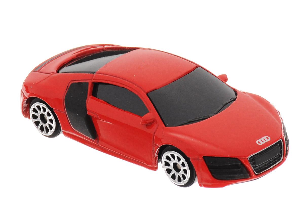 Uni-Fortune Toys Модель автомобиля Audi R8 V10 цвет красный uni fortunetoys модель автомобиля volkswagen touareg