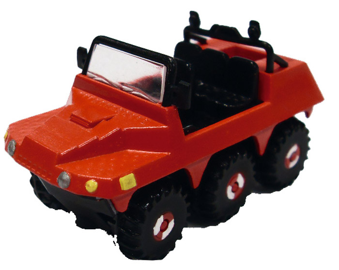 Dickie Toys Вездеход Hydrus