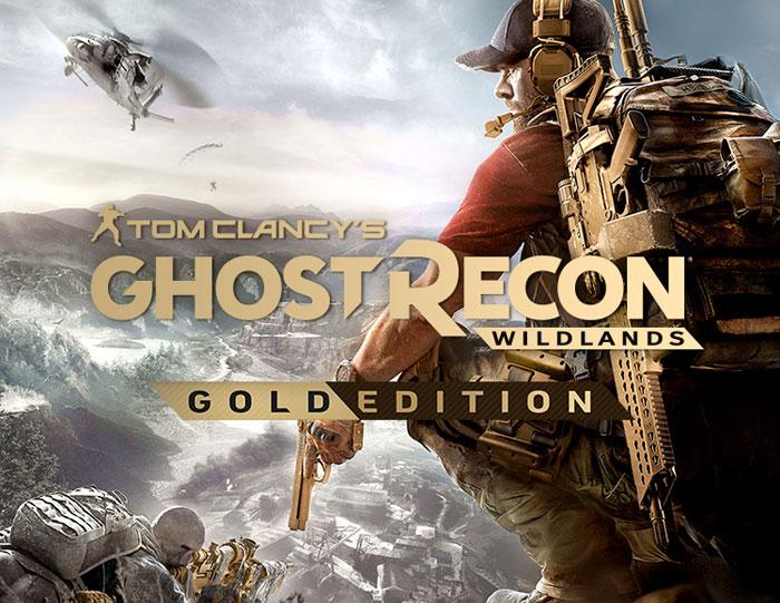 Tom Clancy's Ghost Recon Wildlands. Gold Edition