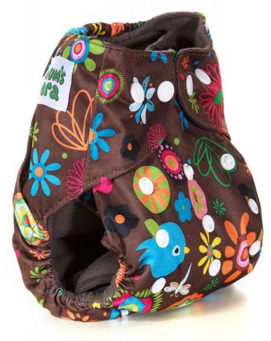 Mum's Era Многоразовый подгузник Фэнтези 2 вкладыша - Подгузники и пеленки