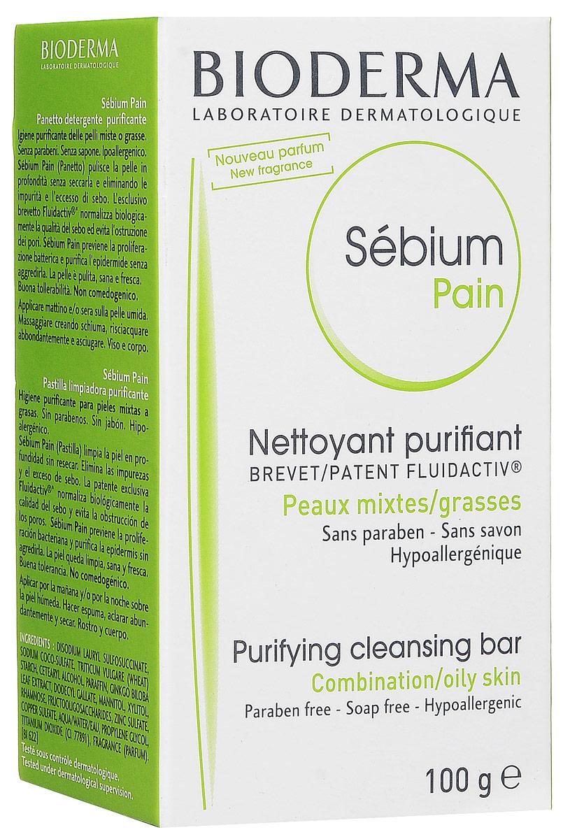 Bioderma Мыло Sebium, 100 гSatin Hair 7 BR730MNМыло Sebium тщательно очищает кожу, идеально удаляя загрязнения и избыток кожного сала. Эксклюзивный запатентованный комплекс Флюидактив сохраняет качество кожного сала, предупреждая закупорку пор. Предупреждает бактериальную пролиферацию, деликатно очищая эпидермис.