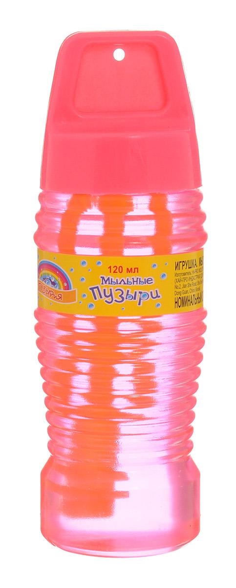 Dream Makers Мыльные пузыри Пузырия цвет розовый 120 мл -  Мыльные пузыри