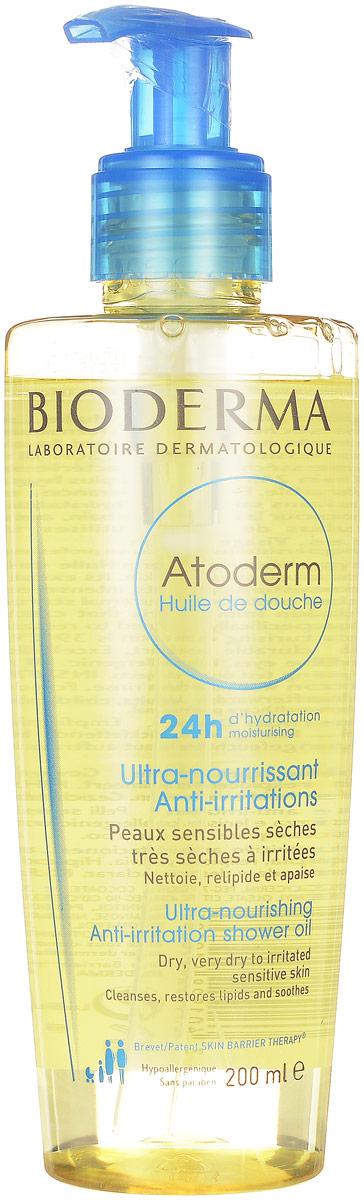 Bioderma Масло для душа Atoderm, 200 млZRU04386Эксклюзивная формула, входящая в состав масла для душа Atoderm, содержит биолипиды, витамин РР и патент Естественная защита кожи, которые смягчают и защищают от внешних агрессий. Витамин РР стимулирует синтез липидов, незаменимых для восстановления кожного барьера. Биолипиды растительного происхождения великолепно проникают в кожу и восстанавливают защитную пленку. Терапевтический патент Естественная защита кожи препятствует адгезии и пролиферации золотистого стафилококка, а также проникновению аллергенов, провоцирующих обострение сухости. Натуральный патент DAF повышает порог чувствительности кожи. Для лица и тела. Великолепная переносимость.Не раздражает слизистую глаз. Без красителей и мыла.