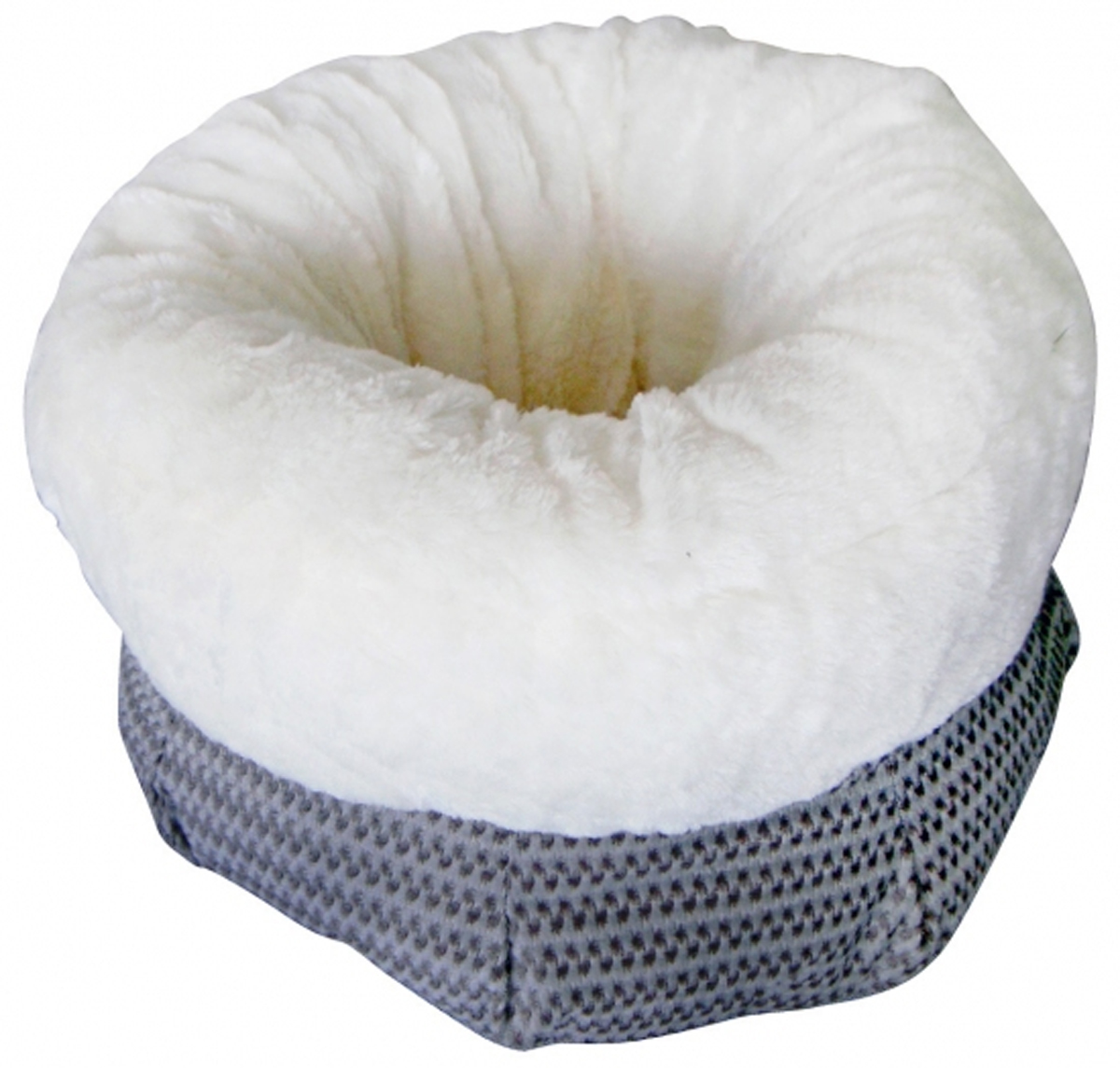 Лежак для животных FAUNA Bianka grey, цвет: белый, серый, 40 х 40 х 23 см0120710Мягкий лежак для животных FAUNA Bianka grey обязательно понравится вашему питомцу. Он выполнен из высококачественных материалов, а наполнитель - из мягкого поролона. Такой материал не теряет своей формы долгое время. Борта обеспечат вашему любимцу уют.Лежак FAUNA Bianka grey станет излюбленным местом вашего питомца, подарит ему спокойный и комфортный сон, а также убережет вашу мебель от многочисленной шерсти. Размер по верхнему краю: 40 х 40 см.Высота: 23 см.