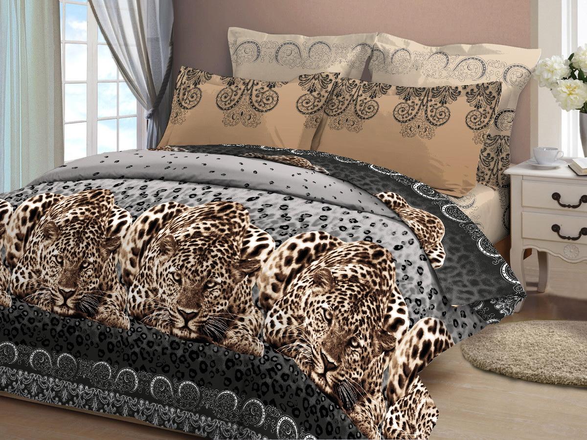 Комплект белья Cleo Притяжение, евро, наволочки 70x70, цвет: серыйVT-1520(SR)Комплект постельного белья Cleo выполнен из высококачественной бязи (100% хлопок), которая идеально подходит для любого времени года Постельное белье из бязи имеет ряд уникальных свойств: экологичность, гипоаллергенность, сохраняет внешний вид на долгие годы, не садится, легко гладится, не накапливает статического электричества, обладает исключительной терморегуляцией, загрязнения прекрасно отстирываются любыми средствами. Благодаря особому способу переплетения нитей в полотне, обеспечивается особая плотность ткани, что делает ее устойчивой к износу. Высокая плотность – это залог прочности и долговечности, однако она не влияет на удовольствие от прикосновения. Благодаря пигментному способу нанесения печати даже после многократных стирок в деликатном режиме постельное белье сохраняет свой первоначальный вид. Такое постельное белье окутает вас своей нежностью и подарит спокойный комфортный сон, а яркие оригинальные дизайны стильно дополнят интерьер спальни.