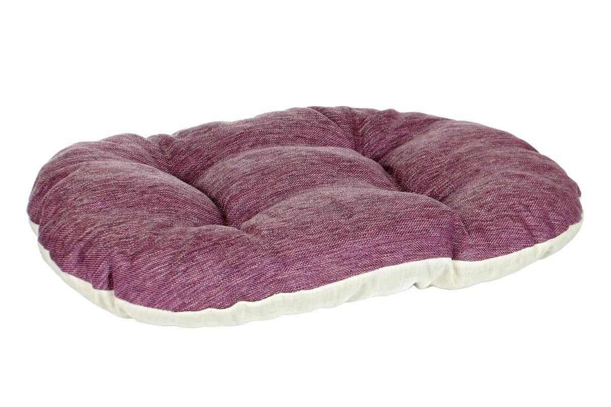 Матрас для животных Pride Прованс, цвет: фиолетовый, 53 х 43 см10021292Матрас для животных Pride  Прованс изготовлен из полиэстера и идеален для переносок и использования в автомобиле. Он станет излюбленным местом вашего питомца, подарит ему спокойный и комфортный сон. Яркий дизайн позволяет матрасу выглядеть привлекательным даже в период линьки.