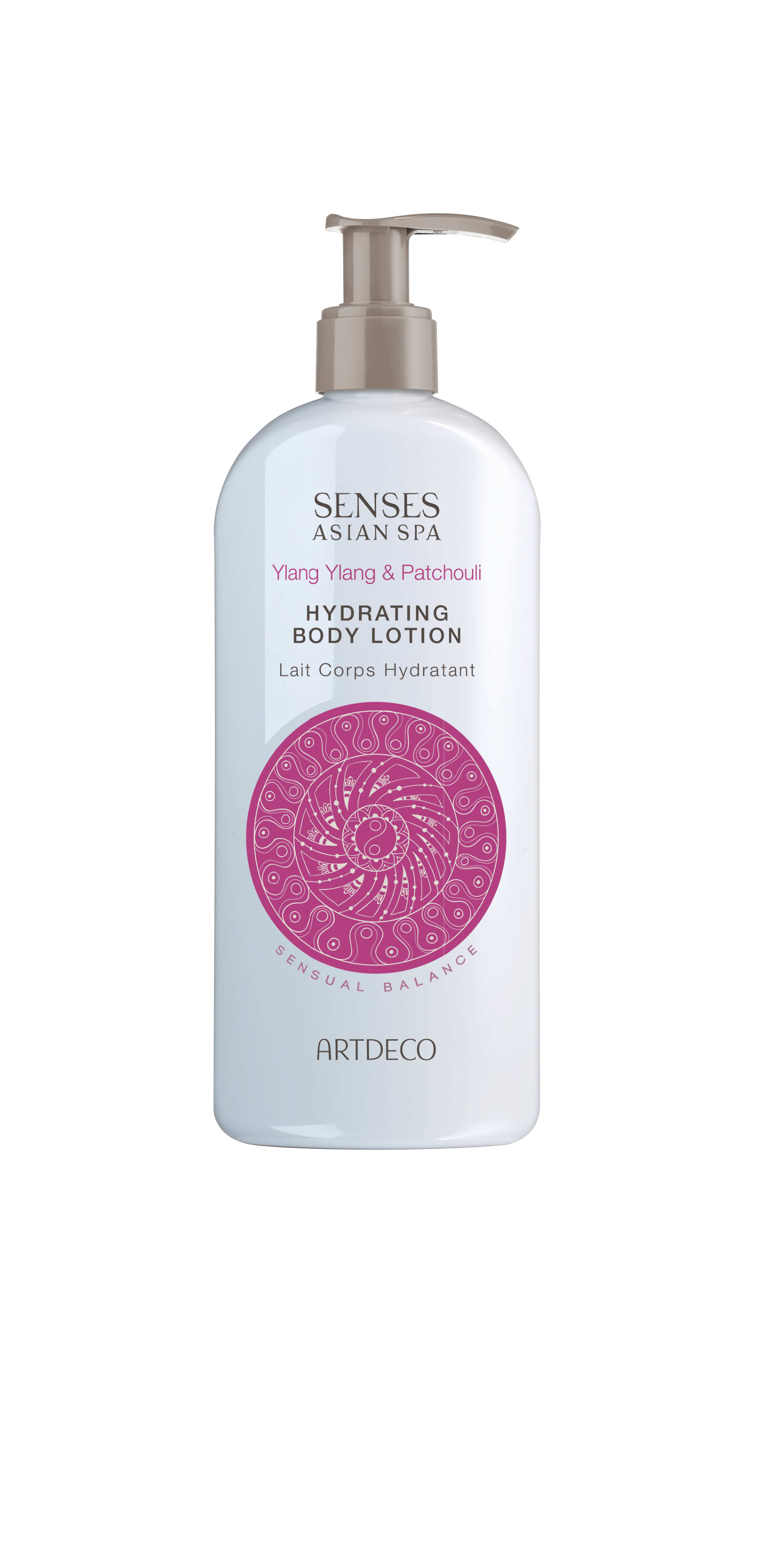 Artdeco лосьон для тела увлажняющий Hydrating body lotion, sensual balance, 200 мл soehnle 63760 body balance comfort select