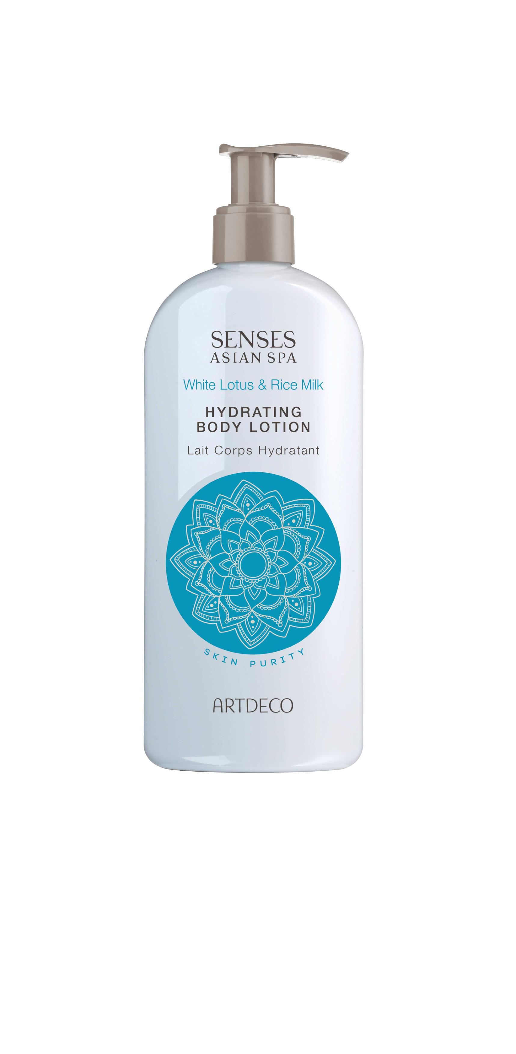 Artdeco лосьон для тела увлажняющий Hydrating body lotion, skin purity, 200 мл72523WDЛегкая, быстро впитывающаяся текстураУвлажняет кожуДарит ощущение свежести