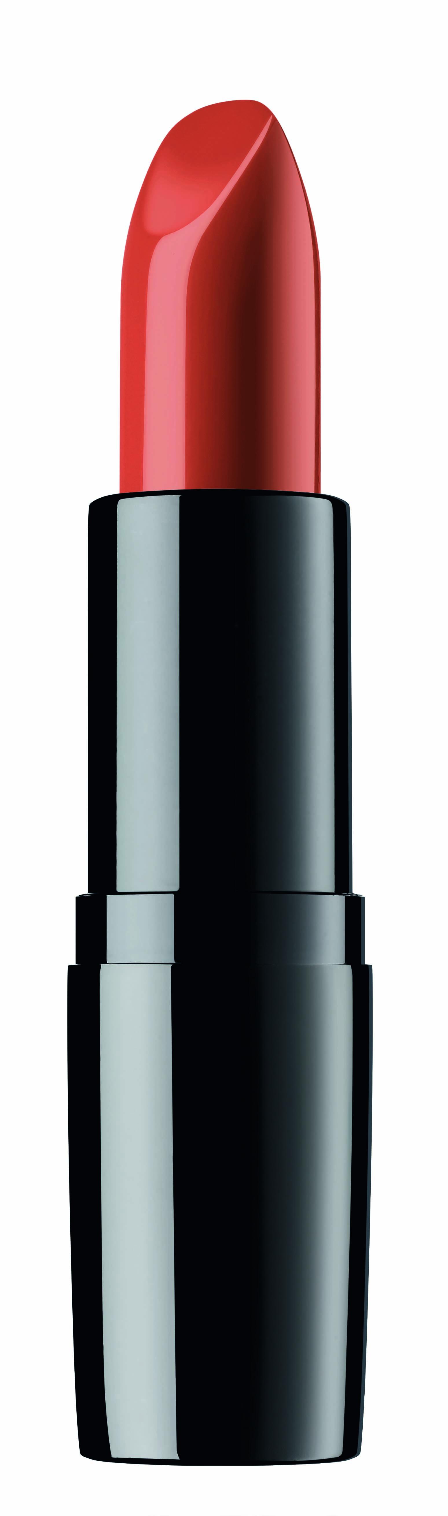 Artdeco помада для губ увлажняющая Perfect color 17А 4 г6Текстура нежнейшего крема дарит несказанное удовольствие и комфорт! Помада обладает стойкостью и содержит специальные пигменты для более ровного нанесения. Ее так легко нанести, что зеркало не обязательно! Изумительный микс помады и блеска. Элегантный дизайн делает продукт изысканным.