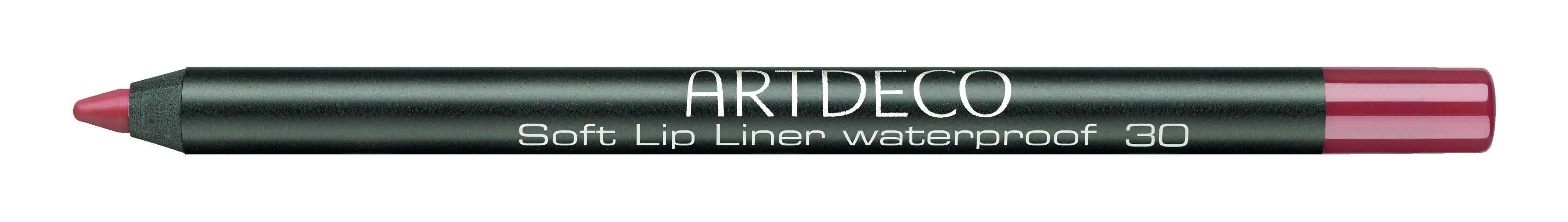 Artdeco карандаш для губ водостойкий 30 1,2гУТ000001887_TitaniaКонтур со стойкой текстурой и насыщенным цветом не позволяет растекаться помаде или блеску, помогает сделать чувственный макияж губ.