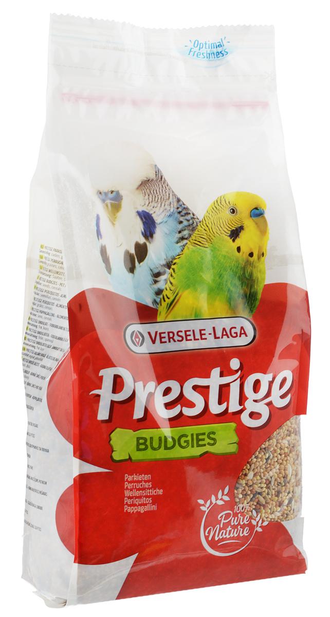 Корм для волнистых попугаев Versele-Laga Prestige Budgies, 1 кг0120710Корм Versele-Laga Prestige Budgies - это традиционная полнорационная смесь для волнистыхпопугаев, а также других мелких попугаев. В состав данной высококачественной смеси входят разнообразные сбалансированныекомпоненты, особым образом подобранные в соответствии со специфическими пищевымипотребностями попугаев. Корм содержит просо, канареечное семя, очищенный овес, семена льна,сафлор для оптимальной кондиции и пищеварения.Товар сертифицирован.