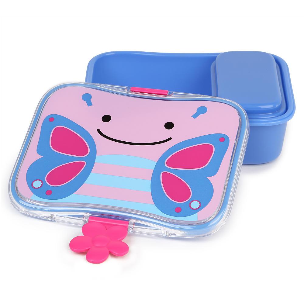 Skip Hop Набор контейнеров для завтрака Бабочка