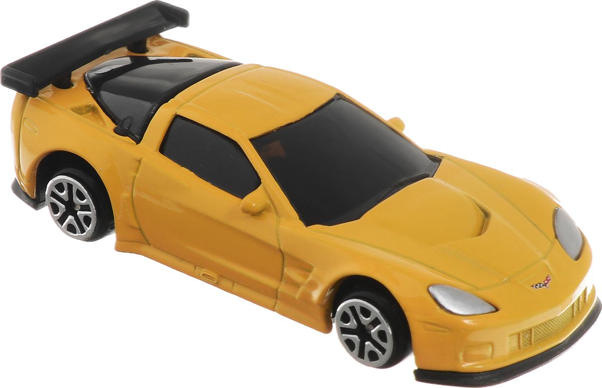 Рыжий Кот Модель автомобиля Chevrolet Corvette C6.R