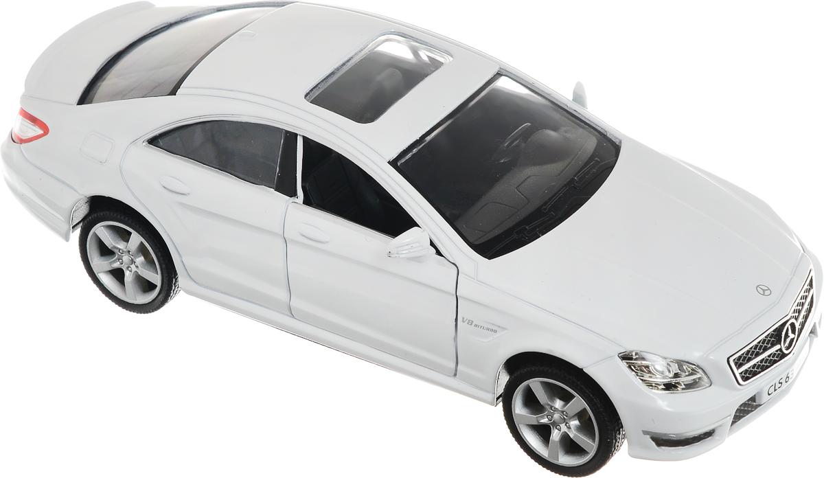 Рыжий Кот Модель автомобиля Mercedes-Benz CLS 63 AMG C218 модель автомобиля bburago mercedes amg c coupe dtm масштаб 1 32