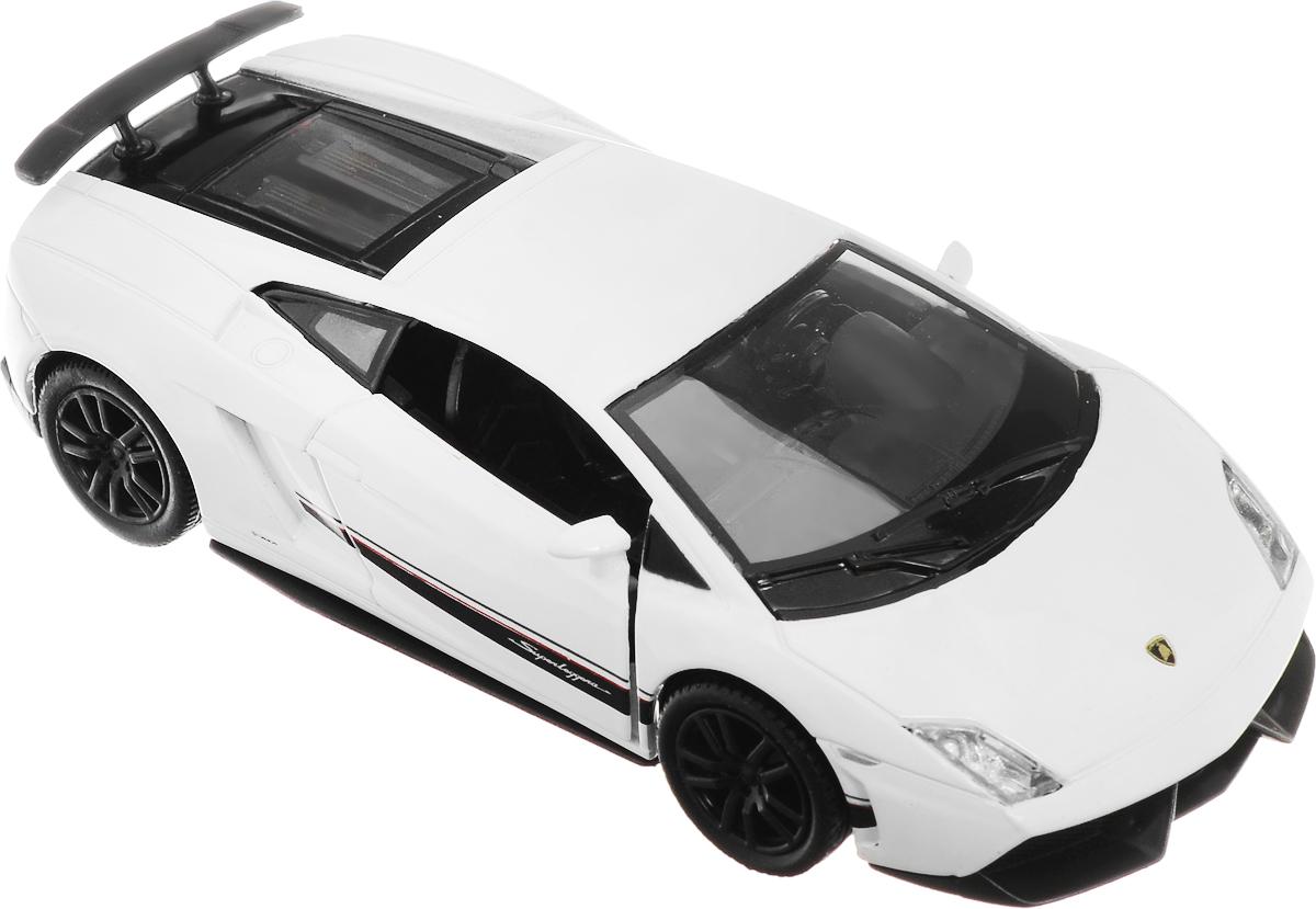 Рыжий Кот Модель автомобиля Lamborghini Gallardo LP 570-4 Superleggera григорий лепс полный вперед lp