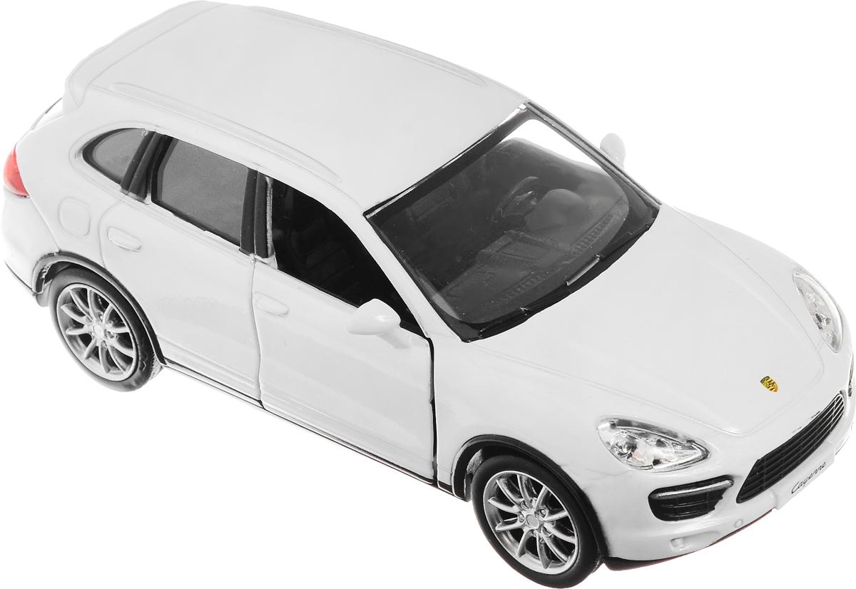 Рыжий Кот Модель автомобиля Porsche Cayenne Turbo машины pit stop машинка инерционная porsche cayenne turbo 1 32