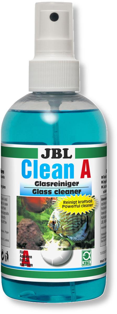 Средство для мытья стекол аквариума JBL BioClean A, для внешней стороны, 250 мл
