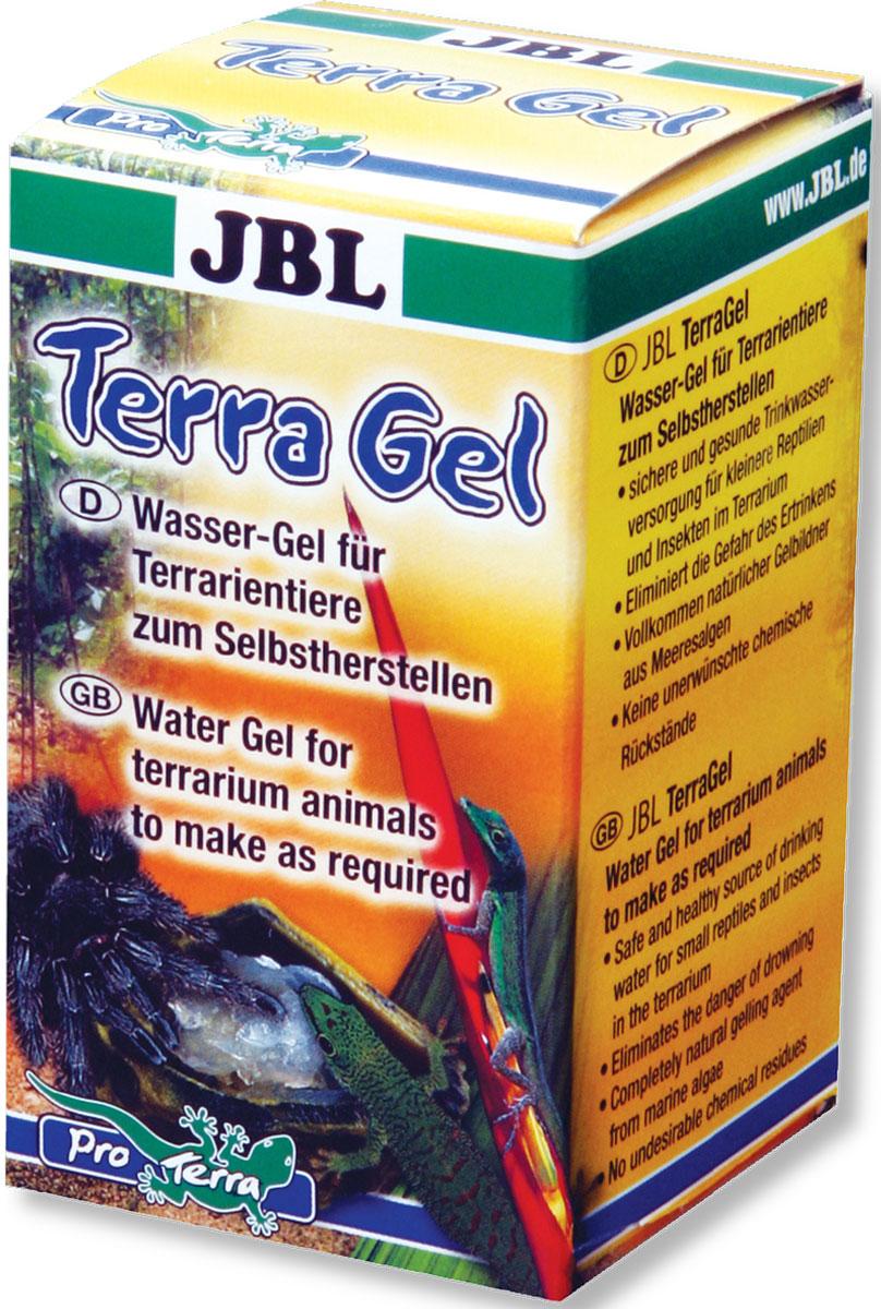 Препарат для приготовления водного геля JBL TerraGel для мелких обитателей террариума, 30 гJBL7100500Препарат JBL TerraGel позволяет обеспечить мелких рептилий, паукообразных и прочих обитателей террариума здоровой питьевой водой. Нет опасности утопления! Самая безопасная форма подачи воды. Чистый природный продукт из желирующего вещества морских водорослей. Не оставляет никакого химического осадка, как это происходит при использовании обычных гелей из полиакриламида. Достаточно для приготовления 3 л готового геля. Консистенция геля выбирается произвольно при приготовлении. Вес: 30 г. Товар сертифицирован.