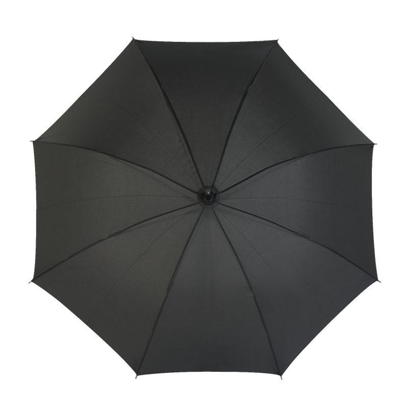 Зонт Eleganzza муж Т-03-0400 0145100032/35449/3537AМужской зонт-трость торговой марки ELEGANZZA. Купол: 100% полиэстер, эпонж. Материал каркаса: карбон + фиберголасс. Материал ручки: кожа. Длина изделия - 91 см. Диаметр купола - 117 см.