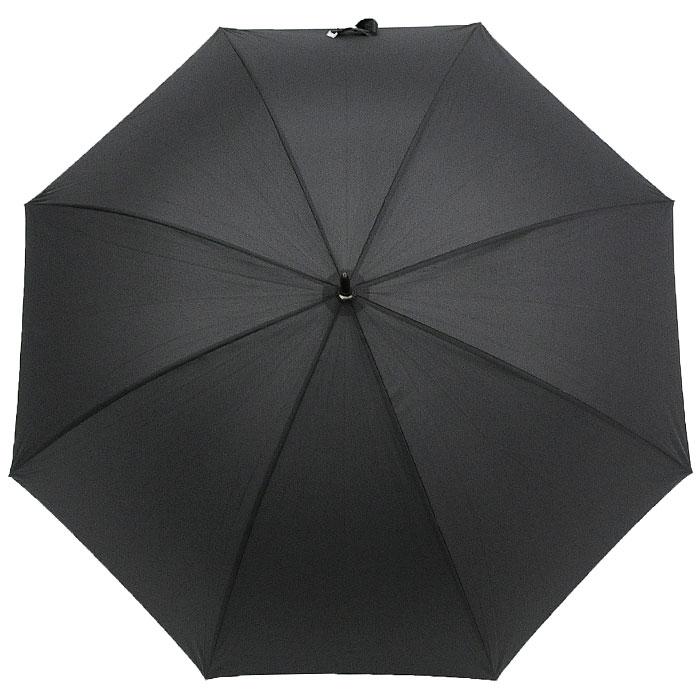 Зонт-трость мужской Vogue, механический, цвет: черный. 881 V45102176/33205/7900XСтильный механический зонт-тростьVouge имеет каркас из 8 двойных металлических спиц и купол, сделанный из прочного полиэстера. Пластиковая рукоятка разработана с учетом требований эргономики.Зонт механического сложения: купол открывается и закрывается вручную до характерного щелчка.Такой зонт идеально подойдет представителю сильного пола. Характеристики: Материал: полиэстер, пластик, металл. Цвет:черный. Артикул: 81 V.