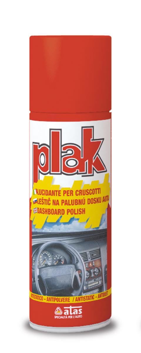 Полироль Atas Plak Fragola, для приборной панели и мебели, 200 млRC-100BWCГлянцевая полироль для приборной панели и мебели, с длительным действием и приятным запахом, антистатик.