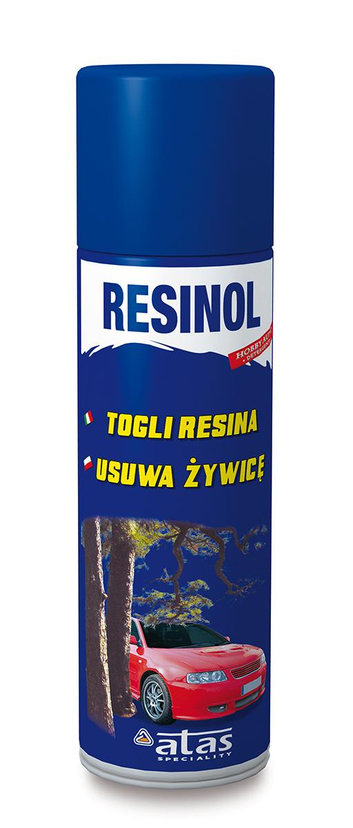 Средство для удаления смолы со стекол и лакокрасочных поверхностей Atas Resinol, 250 млCA-3505Быстро растворяет и удаляет остатки смолы хвойных деревьев, липы и др. Не оставляет разводов.