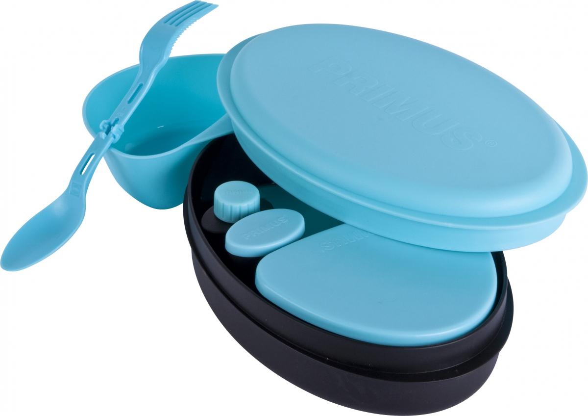 Набор посуды Primus Meal Set, цвет: синий