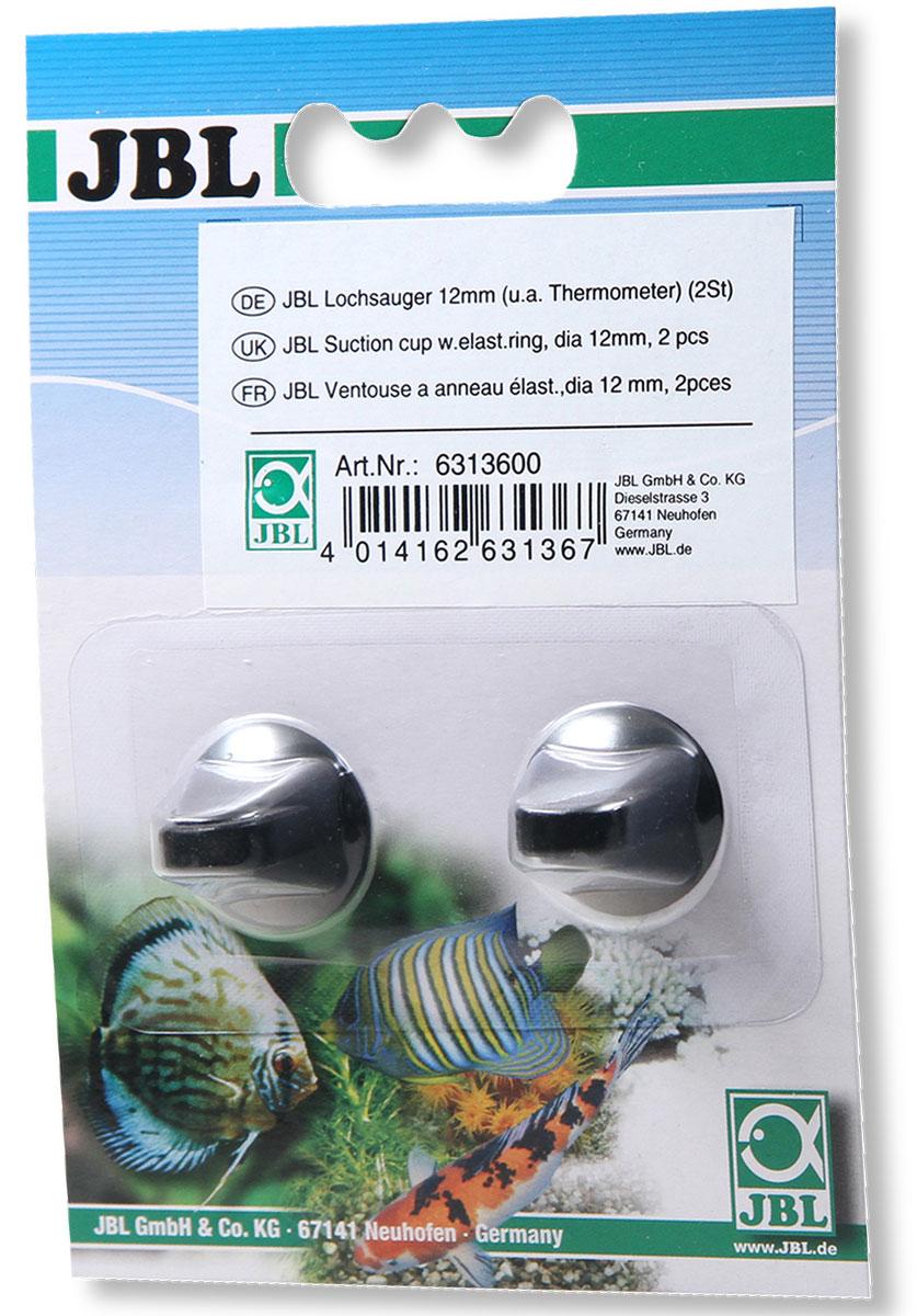 Присоски JBL LochSauger, диаметр 12 мм, 2 шт0120710Присоски JBL LochSauger выполнены из высококачественной резины оснащены сверхпрочными клипсами. Предназначены для объектов диаметром 11-12 мм (например, термометр). Количество: 2 шт. Размер присоски: 2,4 х 2,4 х 1,8 см.