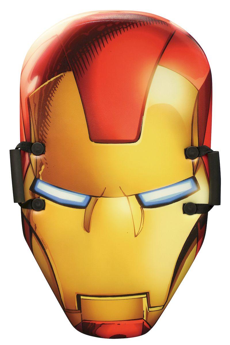 Ледянка Marvel Iron Man, с плотными ручками, 81 смТ58169Ледянка Marvel Iron Man предназначена для любителей зимних спортивных развлечений. Выполнена из ПВХ.На лицевой стороне имеется изображение с героями любимого мультфильма. На ледянке имеются плотные ручки для удобства маневрирования.