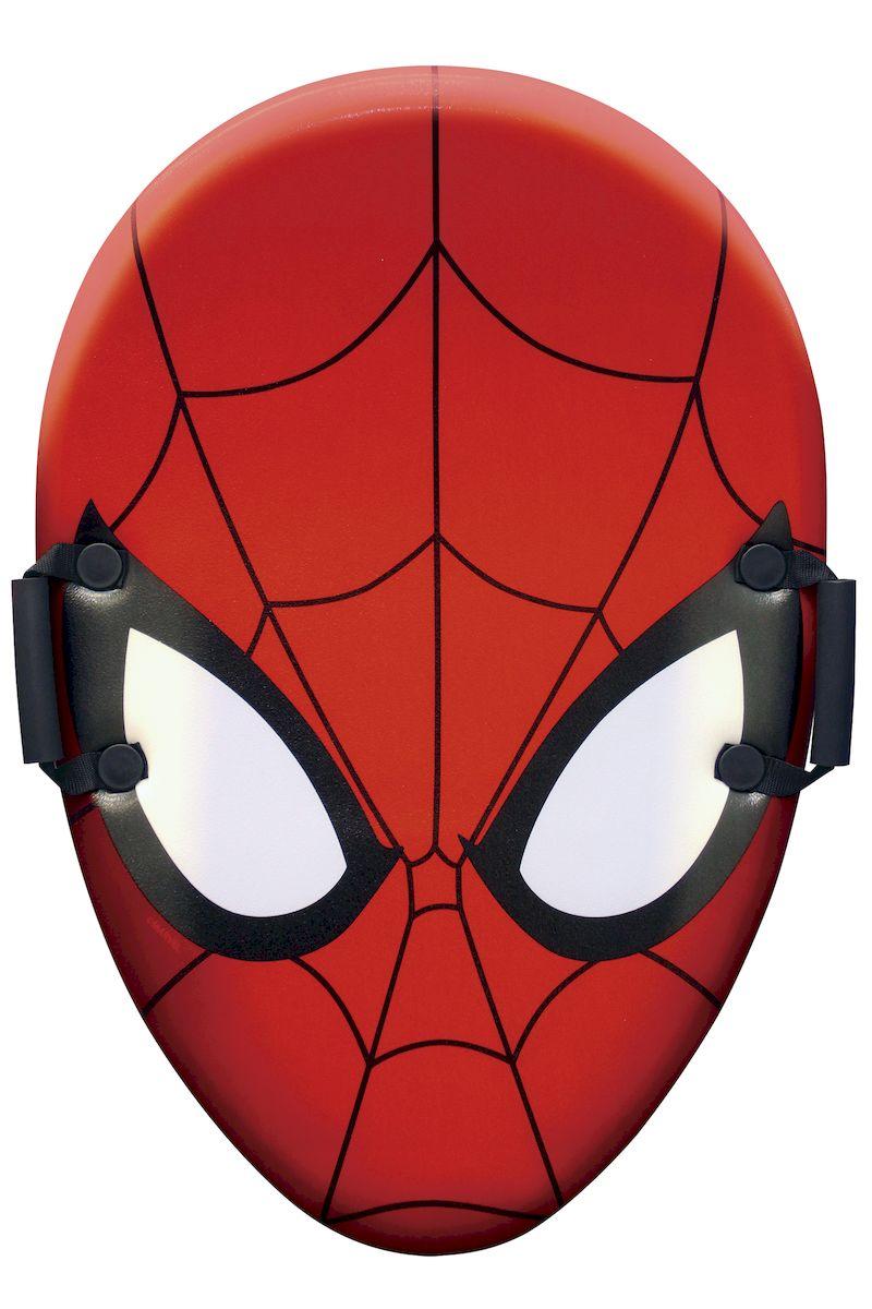 Ледянка Marvel Spider-Man, с плотными ручками, 81 смХот ШейперсЛедянка для любителей зимних спортивных развлечений с героями любимого мультфильма.