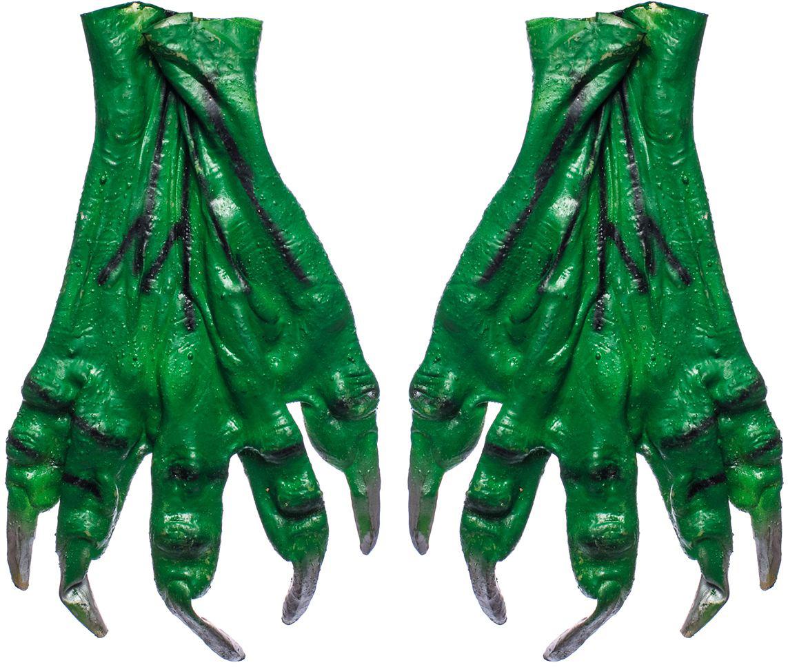 Rio Аксессуар для карнавального костюма Лапы монстра -  Аксессуры для карнавальных костюмов