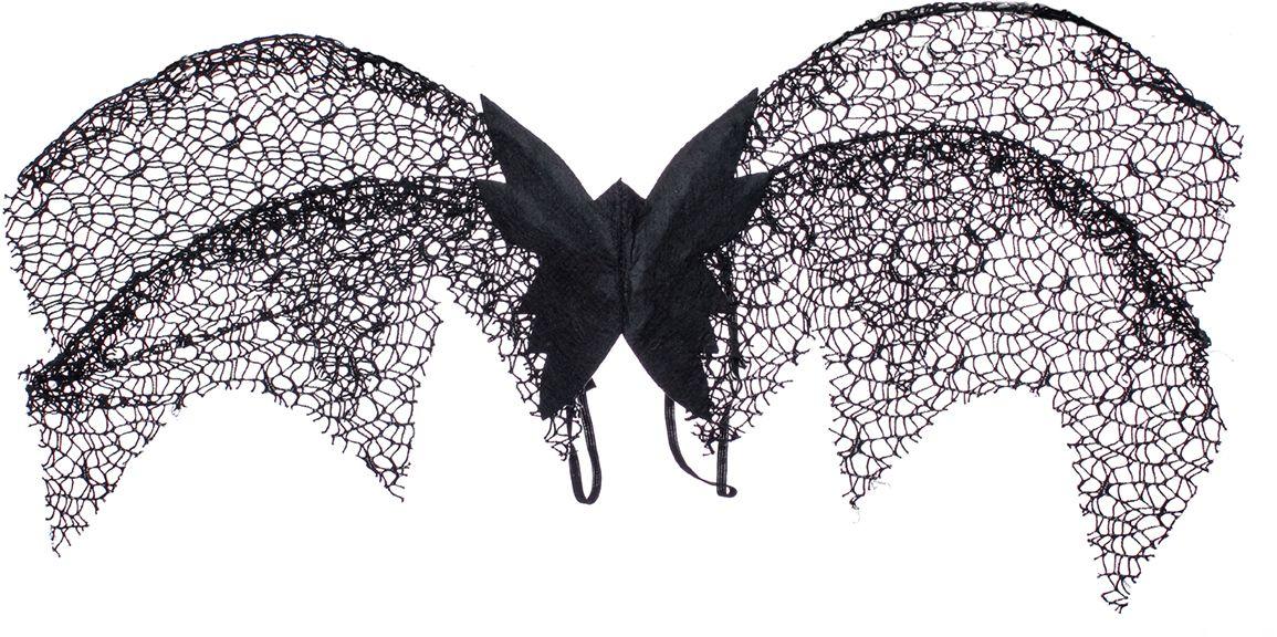 Rio Крылья карнавальные для детей цвет черный -  Аксессуары для детского праздника