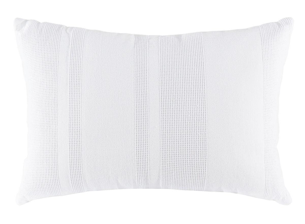Подушка SPAtex, наполнитель: вискозное волокно, 50 х 70U210DFПодушка SPAtex - ткань из хлопка имеет трёхмерный контурный рельеф, благодаря которому наши изделия оказывают мягкое массажное воздействие и помогают погрузиться в состояние релакса. Обладает мягким точечным массажным эффектом, способствует расслаблению мышц тела, отличный теплообмен, не раздражает кожу, ваше тело «дышит».