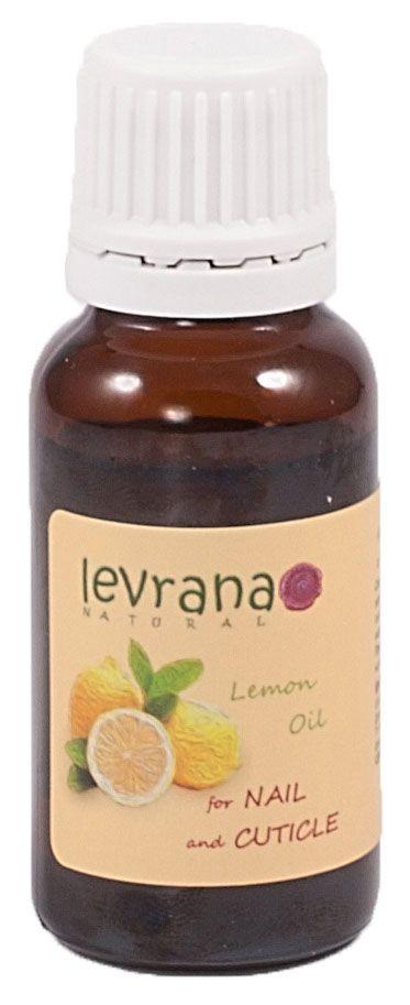 Levrana Масло для кутикулы Лимон, 15 млFS-00897100% натуральное масло Лимон для кутикулы.Активно питает и смягчает кутикулу и укрепляет ногтевую пластину. Благодаря содержанию масла Лимона Испанского даёт отбеливающий эффект.Рост ногтей усиливается и они становятся более крепкими.Масло для кутикулы сохраняет маникюр на более долгий период.