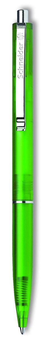 Ручка шариковая K20 FROSTY, M - 0,5 мм, зеленый прозрачно-матовый корпус; синий цвет чернил.S1320994 S132099-01/4