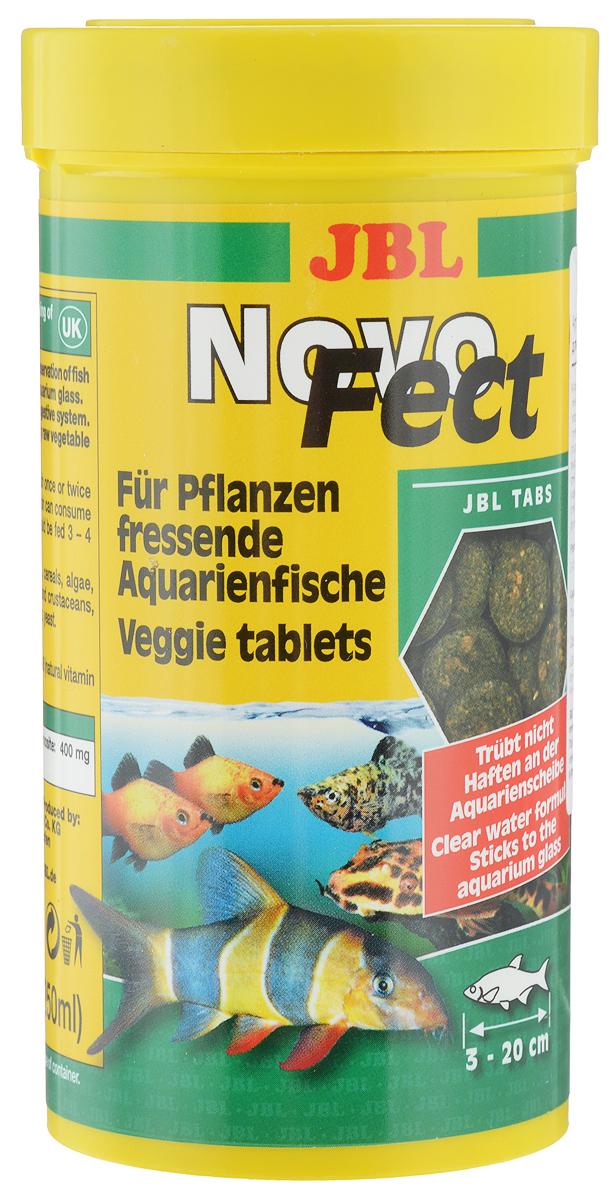 Корм JBL NovoFect, для растительноядных рыб, в таблетках, 400 шт0120710Корм JBL NovoFect содержит все компоненты в специально сбалансированной смеси с высоким содержанием растительных веществ, которые отвечают потребностям донных рыб и рыб, обитающих в средней зоне, питающихся преимущественно растительной пищей.Прикрепив таблетку в любом месте к стеклу аквариума, вы обеспечите рыб, обитающих в средних слоях воды, кормом и можете наблюдать за ними в процессе поедания корма. Просто опустив таблетку на дно аквариума, вы обеспечите кормом сомов и других донных рыб.Состав: зерновые, водоросли, рыба и рыбные побочные продукты, моллюски и ракообразные, овощи, экстракт растительного белка.Анализ: протеин 35%, жир 2%, клетчатка 6,5%, чистая зола 12%.Товар сертифицирован.