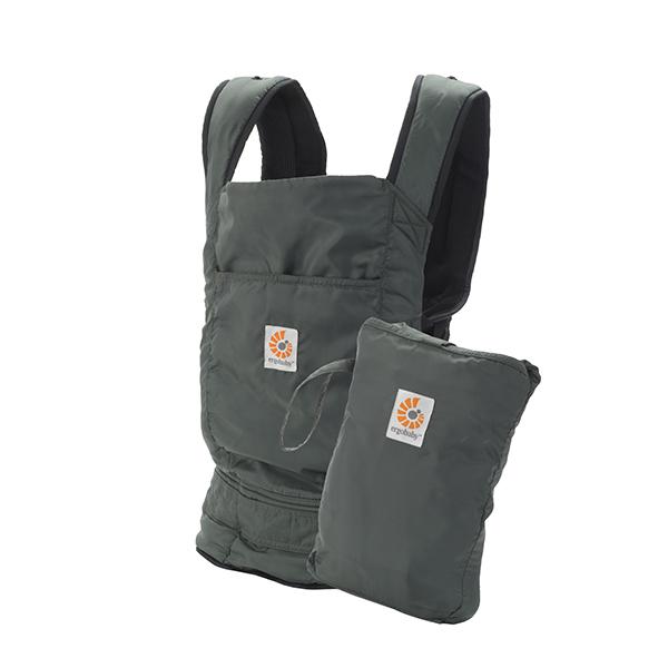 ERGO Рюкзак-переноска Travel Stowaway цвет оливковый ergo baby carrier performance