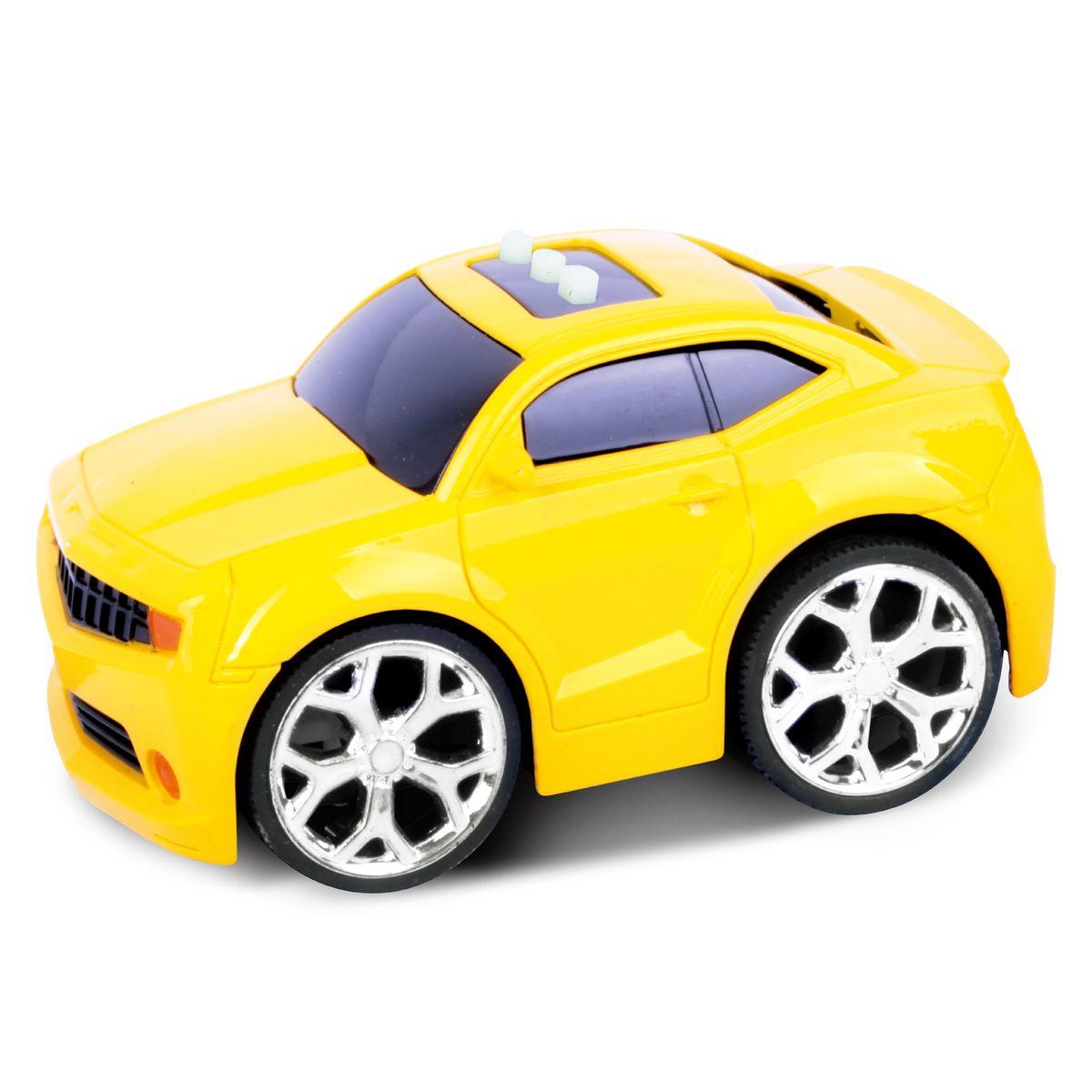 Bluesea Машинка цвет желтый bluesea машинка на радиоуправлении racing car цвет синий