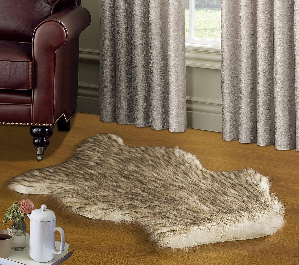Коврик Modalin Manal, цвет: бежевый, 50 х 90 смTHN132NКоврик Modalin Manal выполнен из искусственного меха. Изделие долго прослужит в вашем доме, добавляя тепло и уют, а также внесет неповторимый колорит в интерьер.