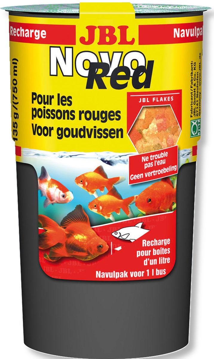 Корм JBL NovoRed Refill для золотых рыб, в форме хлопьев, 750 мл (130 г)JBL3022180Корм JBL NovoRed Refill - это полноценный корм для оптимального роста золотых рыбок размером от 5 до 20 см. Корм питательный и легко усваивается, содержит ненасыщенные жирные кислоты благодаря зародышам пшеницы. Подходящее соотношение белков и жиров, высокое содержание растительных ингредиентов для здоровой пищеварительной системы. Корм не вызывает помутнения воды, сокращает рост водорослей благодаря правильному содержанию фосфатов, улучшает качество воды, в результате хорошей усвояемости снижается количество экскрементов. Не содержит рыбной муки низкого качества, использована рыба от производства филе для людей. Состав: рыба и рыбные побочные продукты, моллюски и ракообразные, растительные побочные продукты, овощи, экстракты растительного белка, злаки, водоросли, яйца и продукты из яиц, дрожжи. Анализ состава: белок 35%, жир 5,5%, клетчатка 3%, зола 10%. Товар сертифицирован.