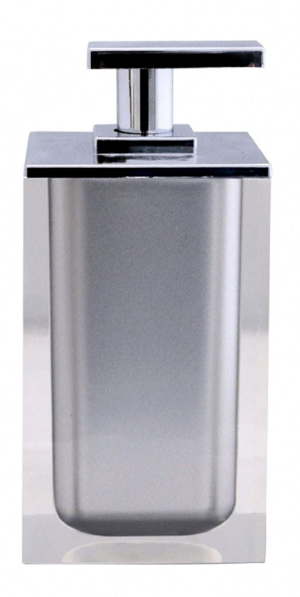 Дозатор для жидкого мыла Ridder Colours, цвет: серый, 300 мл3479Дозатор для жидкого мыла Ridder Colours, изготовленный из экологичной полирезины,отлично подойдет для вашей ванной комнаты.Такой аксессуар очень удобен в использовании, достаточно лишь перелить жидкое мыло вдозатор, а когда необходимо использование мыла, легким нажатием выдавить нужноеколичество. Дозатор для жидкого мыла Ridder Colours создаст особую атмосферу уюта и максимальногокомфорта в ванной.Объем дозатора: 300 мл.