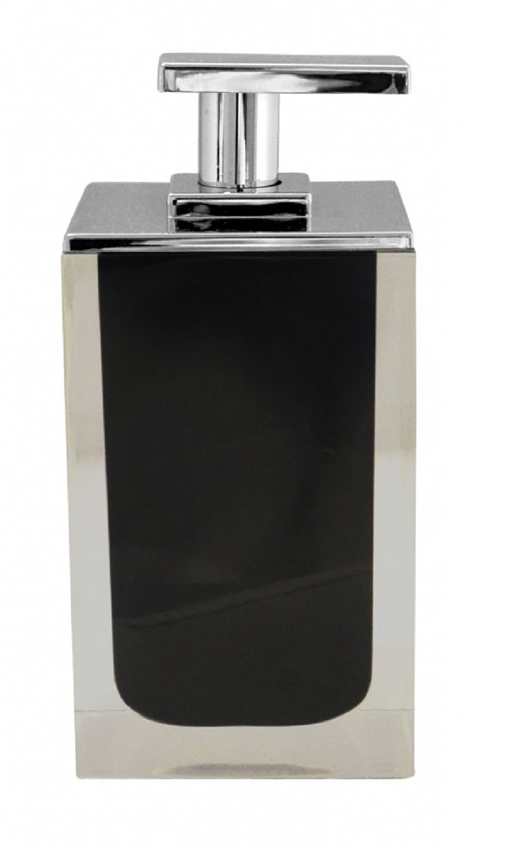 Дозатор для жидкого мыла Ridder Colours, цвет: черный, 300 мл22280510Дозатор для жидкого мыла Ridder Colours, изготовленный из экологичной полирезины,отлично подойдет для вашей ванной комнаты.Такой аксессуар очень удобен в использовании, достаточно лишь перелить жидкое мыло вдозатор, а когда необходимо использование мыла, легким нажатием выдавить нужноеколичество. Дозатор для жидкого мыла Ridder Colours создаст особую атмосферу уюта и максимальногокомфорта в ванной.Объем дозатора: 300 мл.