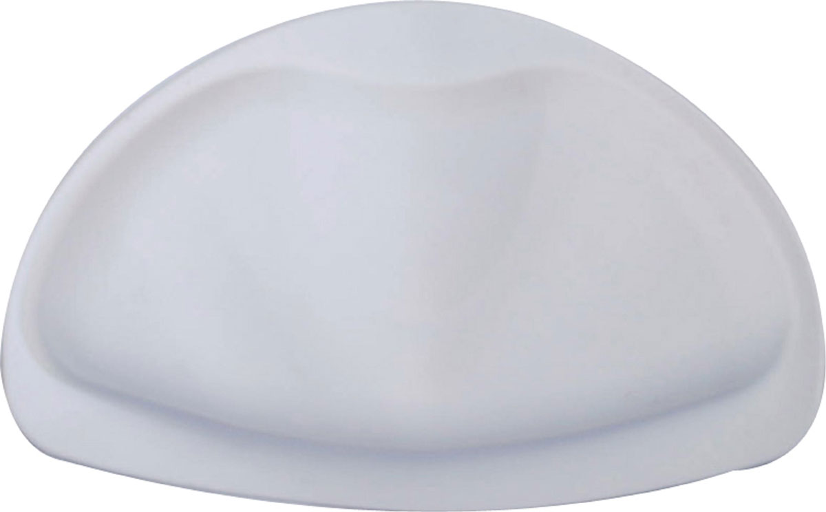 Подушка для ванны Ridder, на присосках, цвет: белый, 30 х 20 х 3 смRG-D31SПодушка Ridder обеспечивает комфорт во время принятия ванны. Крепится на поверхность ванны при помощи присосок. Выполнена из каучука с защитой от плесени и грибка. Размер подушки: 30 х 20 см. Высота подушки: 3 см.